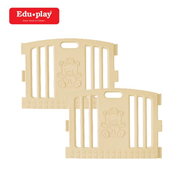 【Edu Play】遊戲圍欄-小熊款(補充片2入)