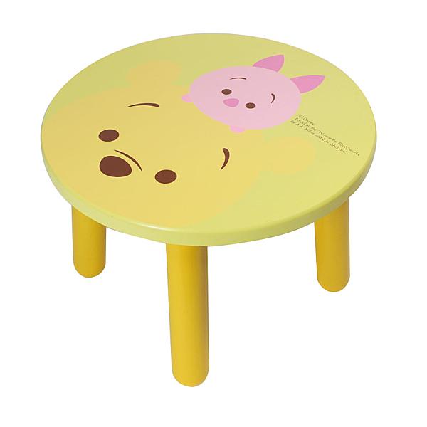 【震撼精品百貨】Winnie the Pooh 小熊維尼~TSUM TSUM維尼圓矮凳椅