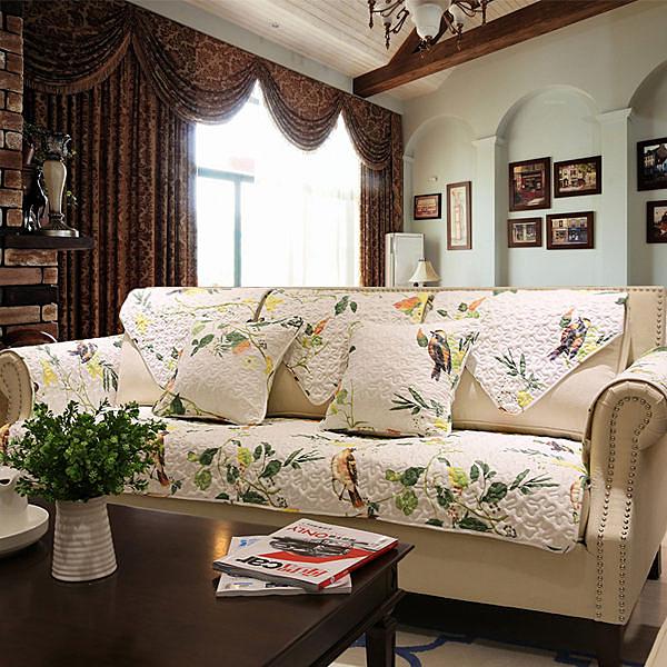 時尚簡約四季沙發巾 沙發墊防滑沙發套350 (70*70cm) 可作靠背墊/扶手