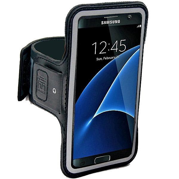 KAMEN Xction甲面 X行動Samsung Galaxy S7 5.1吋 S7 Edge 5.5吋 手機 運動臂套 臂帶 臂袋 手臂套