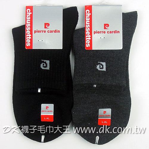 皮爾卡登 PC204 學生襪 休閒襪 (6雙) ~DK襪子毛巾大王