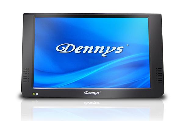 Dennys 10.2吋高畫質多媒體播放機 DVB-1028