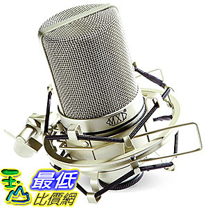 [美國直購] MXL 990 麥克風含避震架 Condenser Microphone with Shockmount