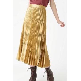 50%OFF JILLSTUART (ジルスチュアート) アンドレアランダムプリーツスカート BEIGE(040)
