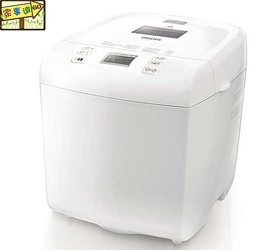 [家事達] KU-HD9016\t飛利浦 製麵包機 促銷價