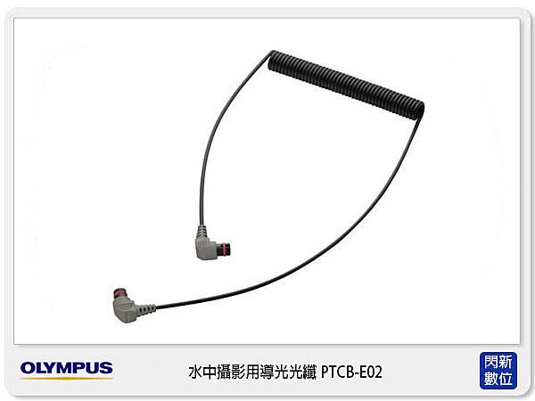 OLYMPUS 水中攝影用 導光光纖 PTCB-E02 (元佑公司貨)光纖線