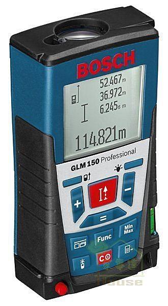 [ 家事達 ] BOSCH 雷射測距儀GLM 150  特價 -150公尺