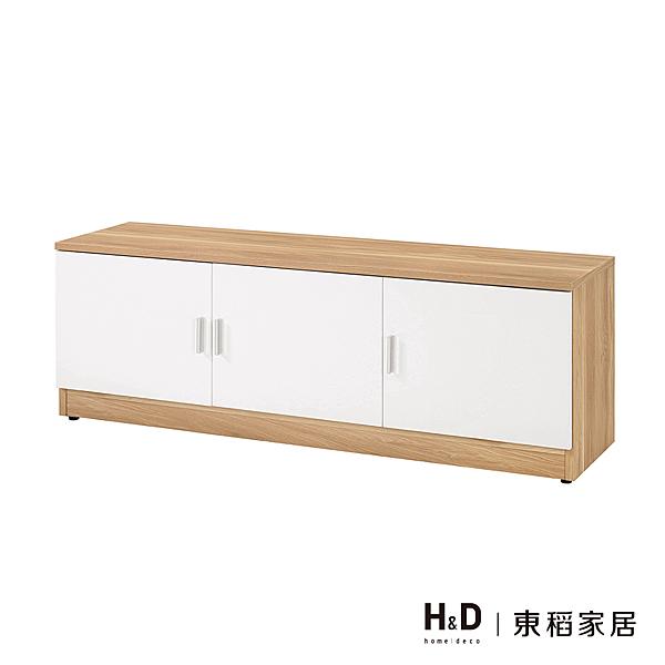羅德尼4尺坐鞋櫃(21CM/863-5)/H&D東稻家居