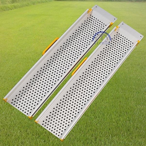 斜坡板-輪椅門檻用斜坡板60CM (非固定式斜坡板B款)