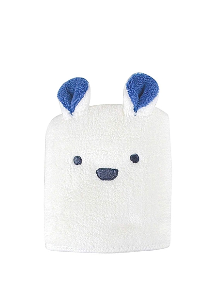 ZOOIE 3倍吸水毛巾 速乾 纖維毛巾 可做造型 北極熊/無尾熊/兔子【JE精品美妝】