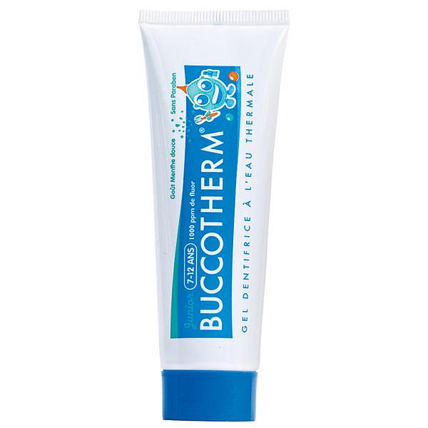 法國/健口泉兒童潔淨牙膏 /葉綠素淡薄荷味50ml/條(7~12歲幼兒適用)