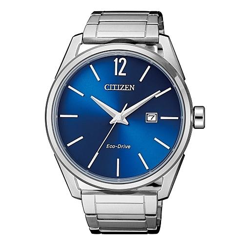 CITIZEN 簡約風格三針光動能時尚腕錶/BM7411-83L