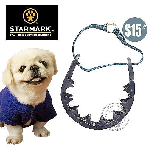 【 培菓平價寵物網 】《STARMARK》星記寵物訓練項圈 (S15吋)防止狗狗爆衝