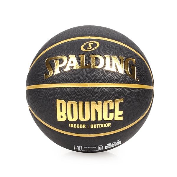 SPALDING Bounce 籃球-PU(7號球 附網袋 附球針 斯伯丁 免運 ≡排汗專家≡