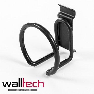 法國品牌 walltech 掛鉤 圓形型 黑色烤漆款