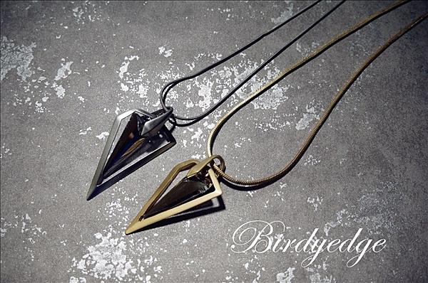 找到自己 水晶質感 項鍊 金銀 項鍊 金項鍊 啞光 不退色 高質感 項鍊 情侶 配對 情人