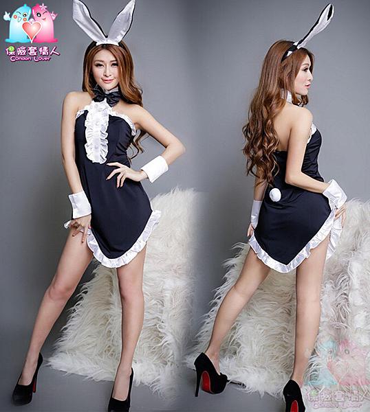 【愛愛雲端】黑繞脖誘惑COSPLAY兔女郎 R8Y6642