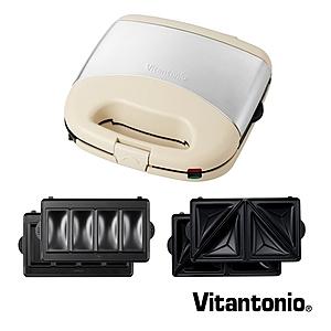 日本 Vitantonio 鬆餅機 型號VWH-32B