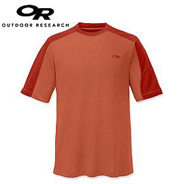 丹大戶外用品【Outdoor Research】OR50740-546 Sequence Duo Tee™ 抗菌透氣快乾圓領短袖排汗衫