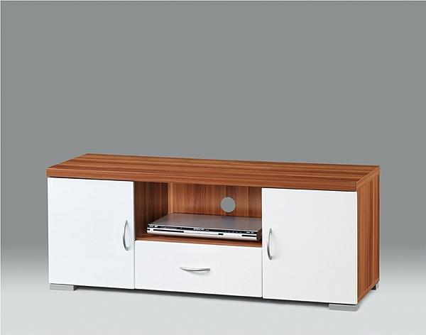 HY-909-5   美斯特蘋果木色E1鏡面電視櫃(11072DM)