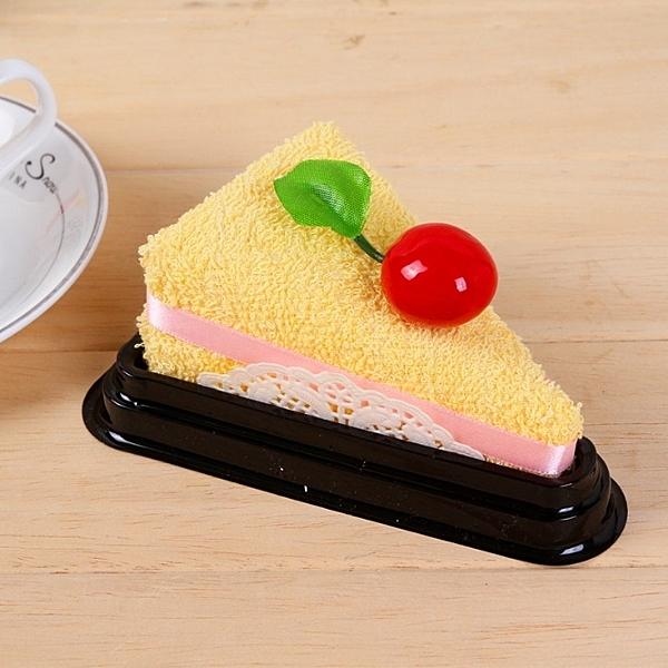 創意小毛巾-婚禮宴會回禮精美生日情人節禮物蛋糕手帕73ja24【時尚巴黎】