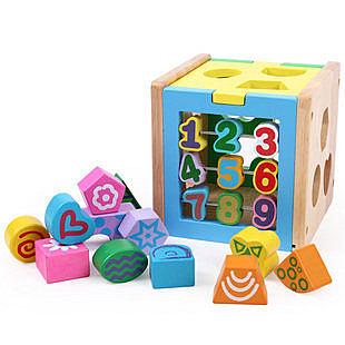 幼得樂數字形狀智慧盒
