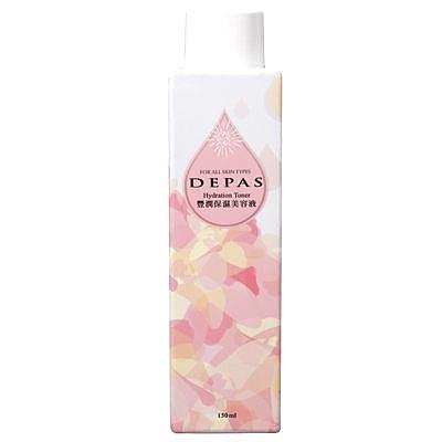 解決肌膚乾燥緊繃  DEPAS豐潤保濕美容液 鎖水 澎潤