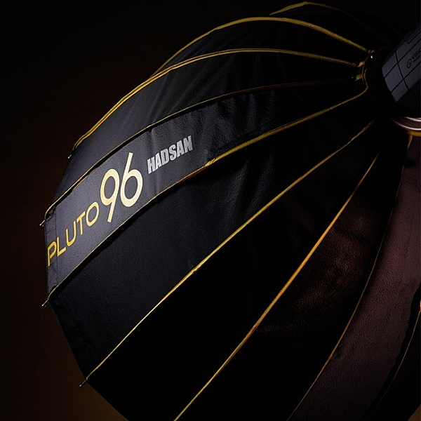 黑熊館 HADSAN PLUTO 96 深型快收無影罩 雷達罩 柔光罩 柔光箱 傘式 保榮 卡口 棚燈 柔光箱