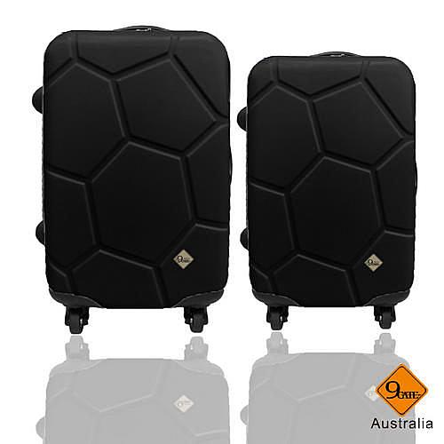 行李箱 旅行箱 Gate 9 經典世紀足球系列 28+24吋