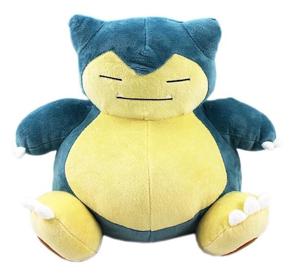 【卡漫城】 卡比獸 28cm 絨毛 玩偶 ㊣版 寶可夢 神奇寶貝 Pokemon 娃娃布偶  裝飾  精靈 擺飾
