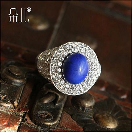 帝王級青金石戒指