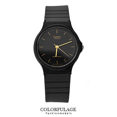 CASIO卡西歐經典基本款手錶 有保固 金色刻度中性款腕錶 超輕巧設計【NE1338】原廠公司貨