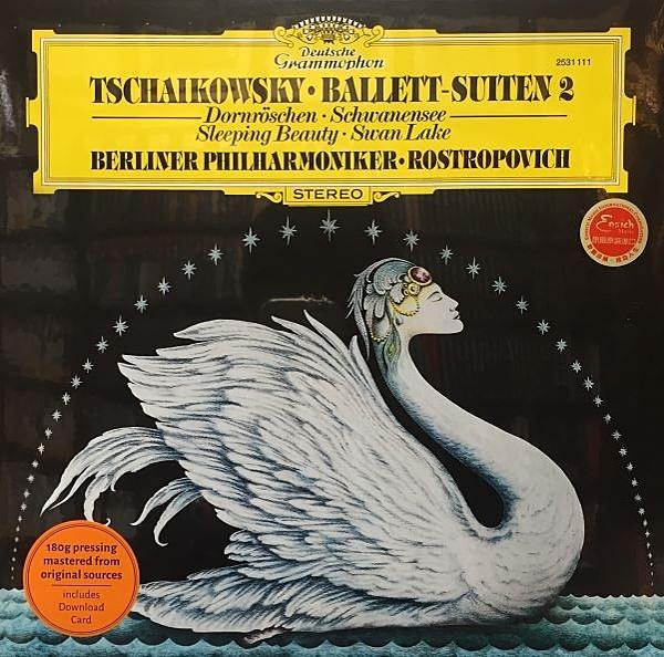 【停看聽音響唱片】【黑膠LP】TSCHAIKOWSKY .BALLETT-SUITEN2