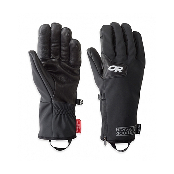 OR Stormtracker Sensor Gloves Windstopper 防風透氣保暖觸控手套 黑