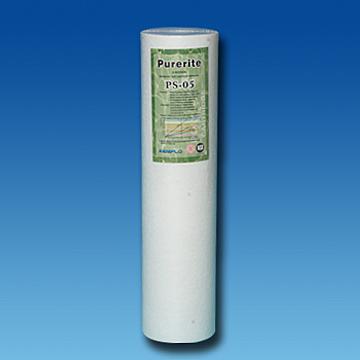 NSF認證 溢泰 KEMFLO 5微米10英吋 PP纖維濾心 微米棉質