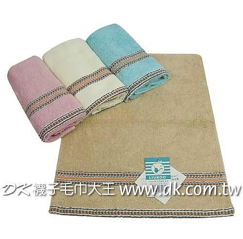 LK489煙斗黑緞條童巾 (6條)~DK襪子毛巾大王