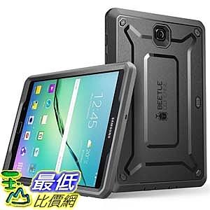 [美國直購] SUPCASE 平板電腦 保護殼 [Unicorn Beetle PRO Series] Galaxy Tab S2 9.7 Case 黑白藍三色