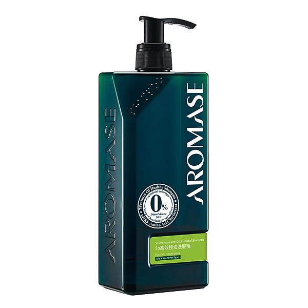 Aromase艾瑪絲 5α高效控油洗髮精(高階版)400ml Vivo薇朵