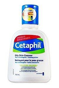 舒特膚Cetaphil油性肌膚專用潔膚乳 125ml