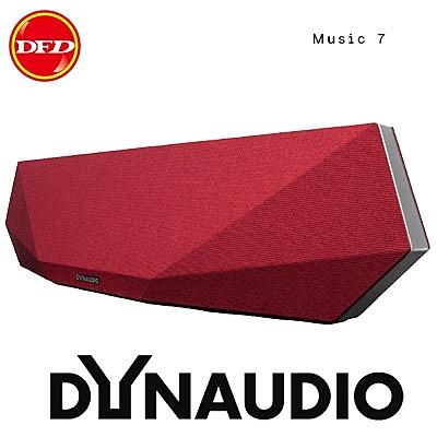 ✿ DYNAUDIO music 7 智慧喇叭 紅 公司貨