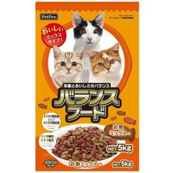 ペットプロジャパン ペットプロ バランスフードお魚ミックス味 5kg