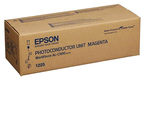 S051225 EPSON 原廠洋紅色感光滾筒 適用  AcuLaser C500DN