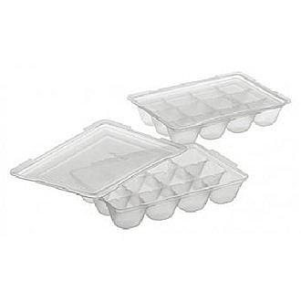 日本Richell 離乳食連裝盒15mlx12格 /2入(含上蓋)