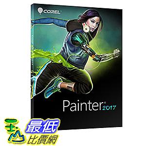 [106美國直購] 2017美國暢銷軟體 Corel Painter 2017 Education Edition