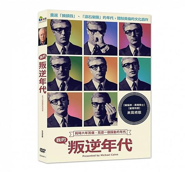 【停看聽音響唱片】【DVD】我的叛逆年代