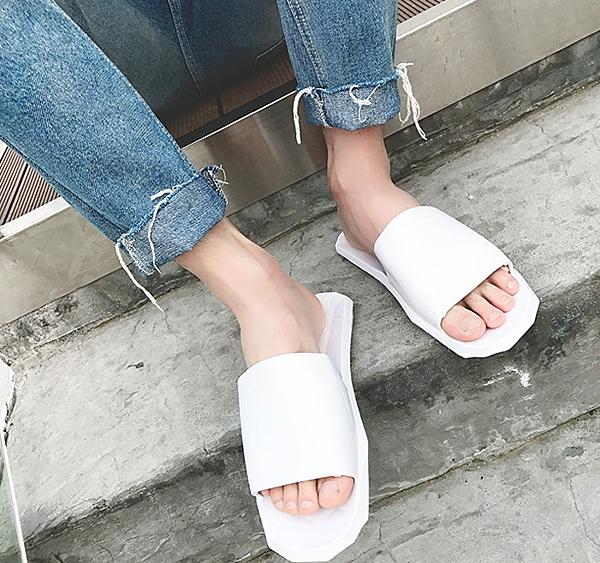 幾何 MD 9 歐美 拖鞋 涼鞋 防水拖鞋 鞋 男女 加大 大尺碼