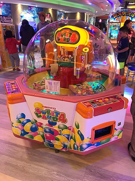 兒童節 春節 暑假 四人大型糖果機 兒童禮品機 交換禮物 糖果機 鏟糖機 熱門遊戲機 / 陽昇國際