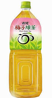 古道 梅子綠茶 2000ml