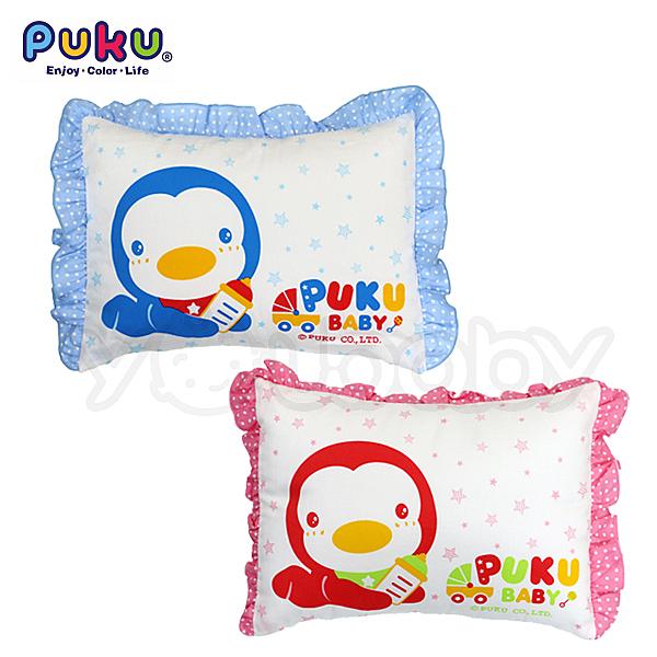 藍色企鵝 PUKU 舒眠寶寶枕32*24cm