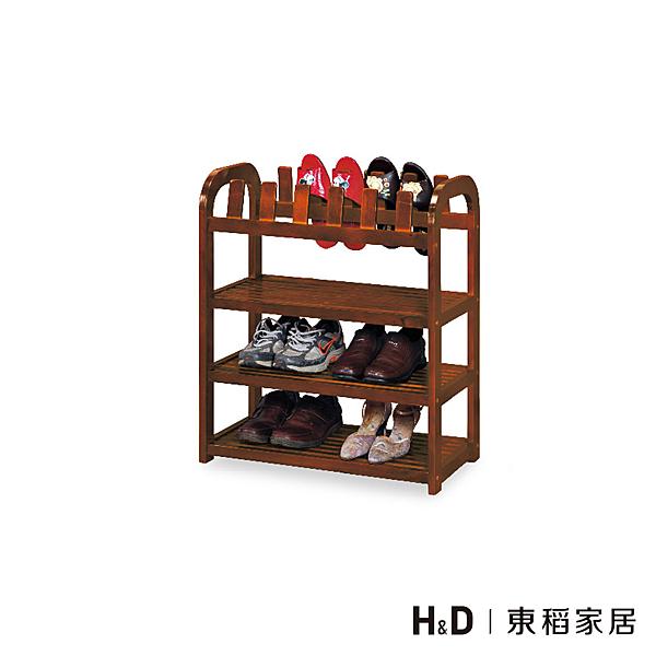 實木三層鞋架/DIY自行組裝(21SP/865-6)